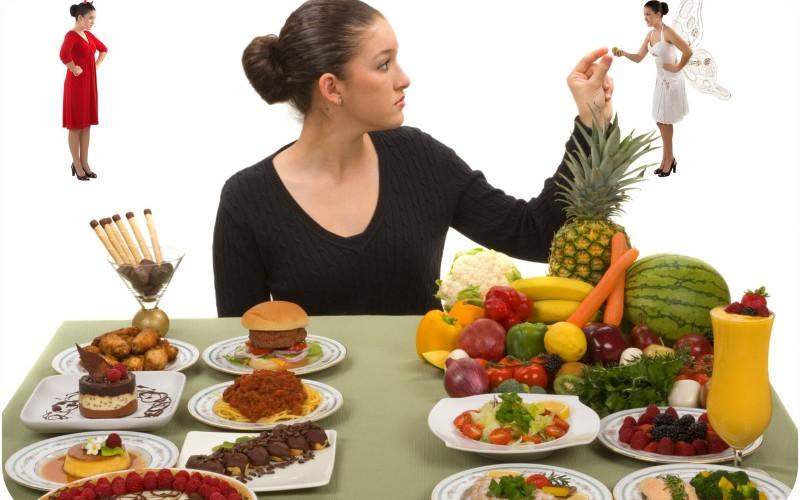 Como tornar sua dieta (menos) estressante
