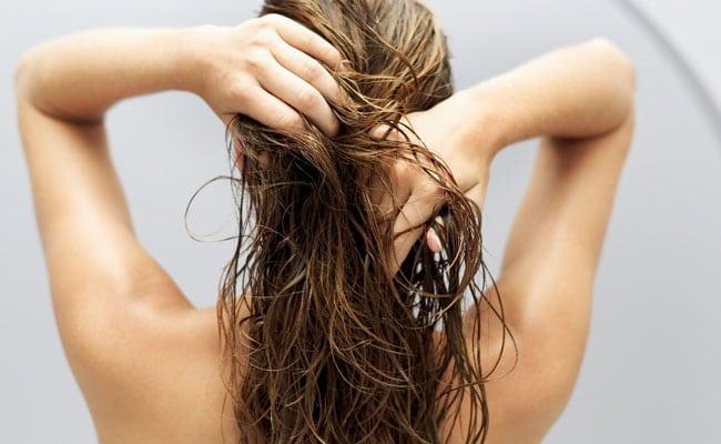 Limpeza profunda de cabelo
