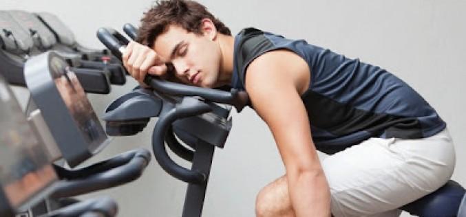 8 Coisas que não se devem fazer no exercício