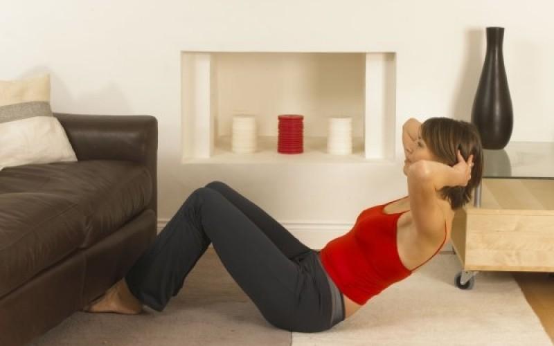 5 Exercícios Simples para Fazer em Casa