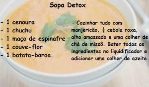 Sopa-detox