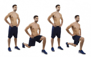 Wal-Lunge