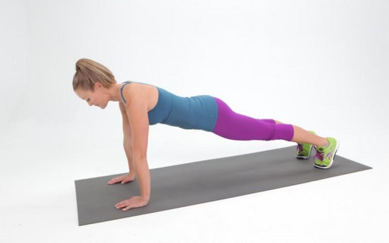 Como fazer flexões de braço sem lesionar o corpo