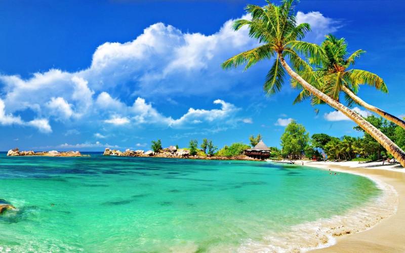 6 motivos para caminhar na praia pela manhã