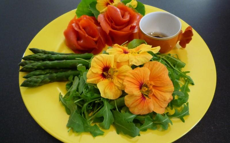 Flores comestíveis: saiba quais podem ser incluídas na dieta