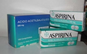 2 ASPIRINA ACIDO