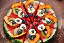 Receitas saudáveis com frutas – para a criançada se divertir nas férias!