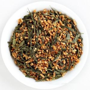 100-g-Premium-japonês-arroz-chá-verde-chá-Natural-solto-produtos-da-perda-de-peso-do