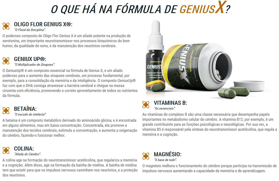 Genius X comprar