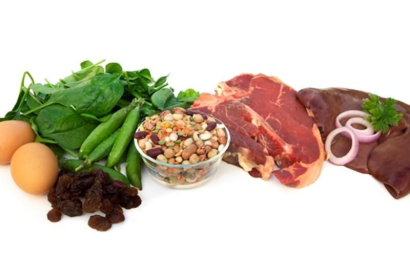 Alimentos ricos em ferro – Para incluir hoje mesmo na sua dieta