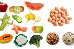 Dieta rica em fibras