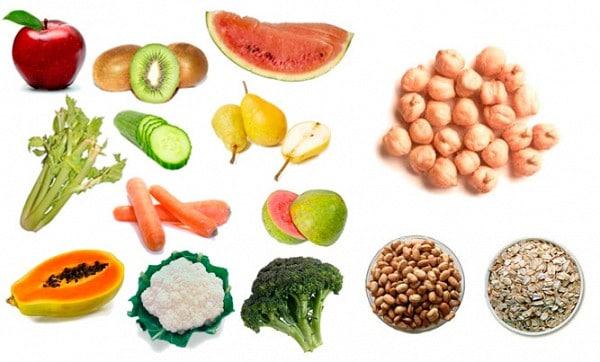 Dieta rica em fibras descubra os alimentos que deve consumir - Alimentos que tienen fibra ...
