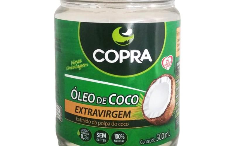 Benefícios do óleo de coco para a beleza