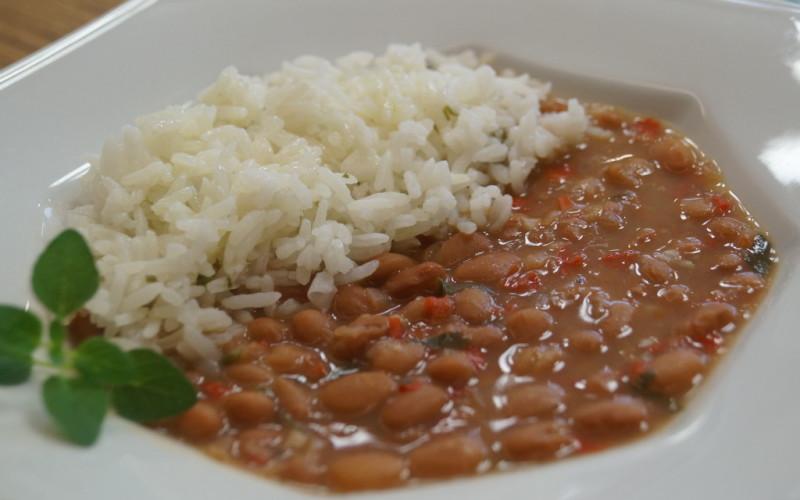 Benefícios do arroz com feijão – a dupla brasileira