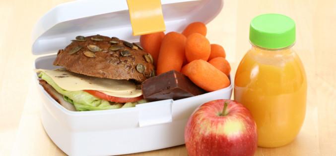 Como preparar lanches saudáveis para seu filho