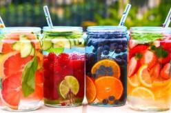 Águas aromatizadas – Benefícios e receitas