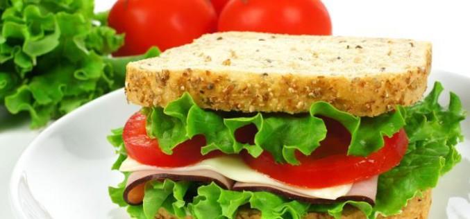 Sanduíche Natural – 4 receitas deliciosas