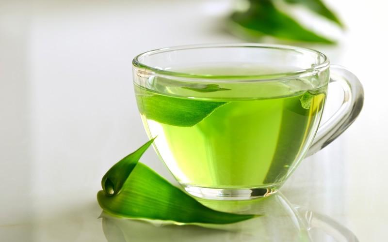 Benefícios do chá verde para a saúde e a beleza