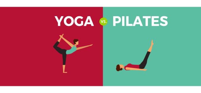 Ioga Versus Pilates