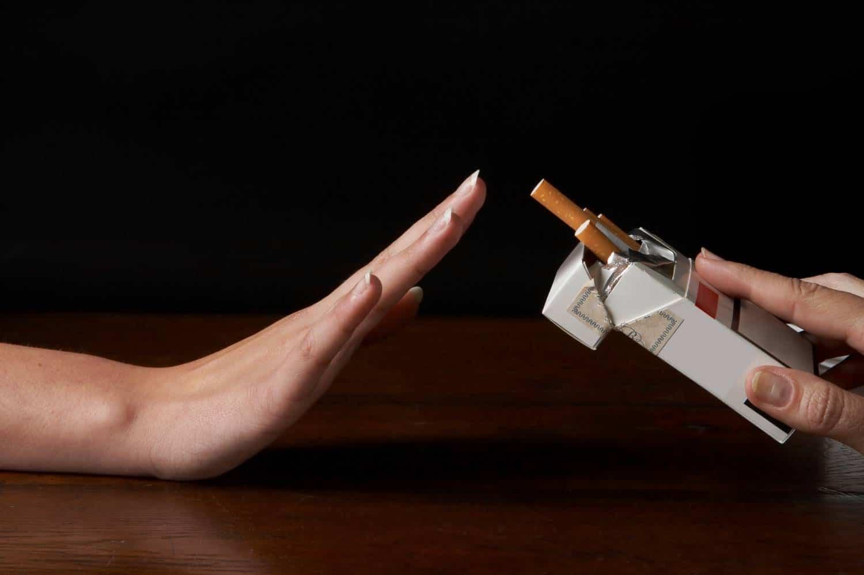 Pastilhas para deixar de fumar e recuperar-se