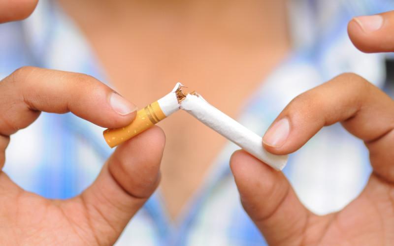 O que acontece no corpo de alguém que para de fumar?