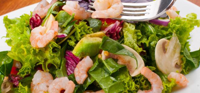 5 Deliciosas Saladas Que Vai Querer Experimentar