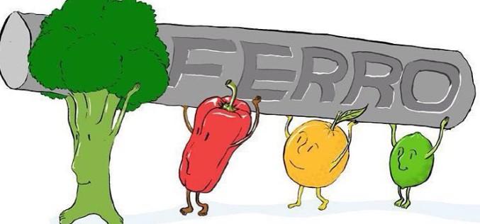 Surpreendentes Fontes Do Nutriente Ferro