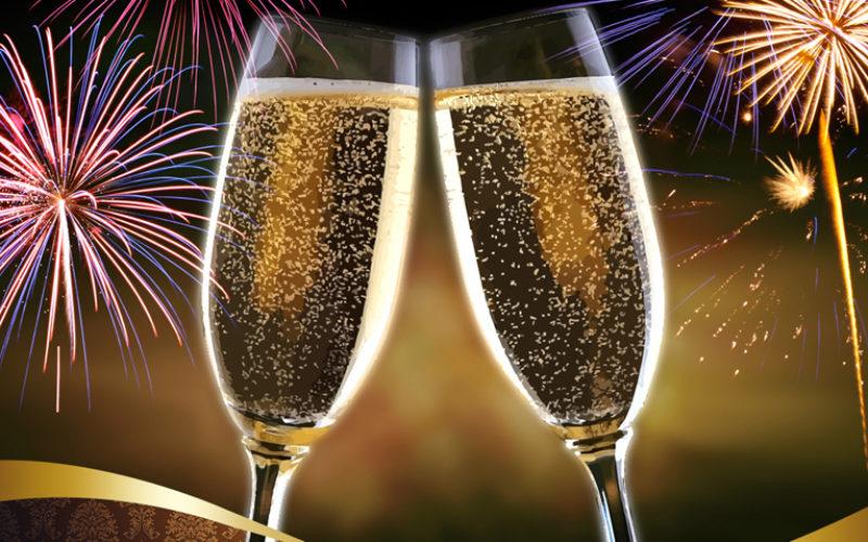 Celebrar A Véspera De Ano Novo Sem Álcool Em Excesso