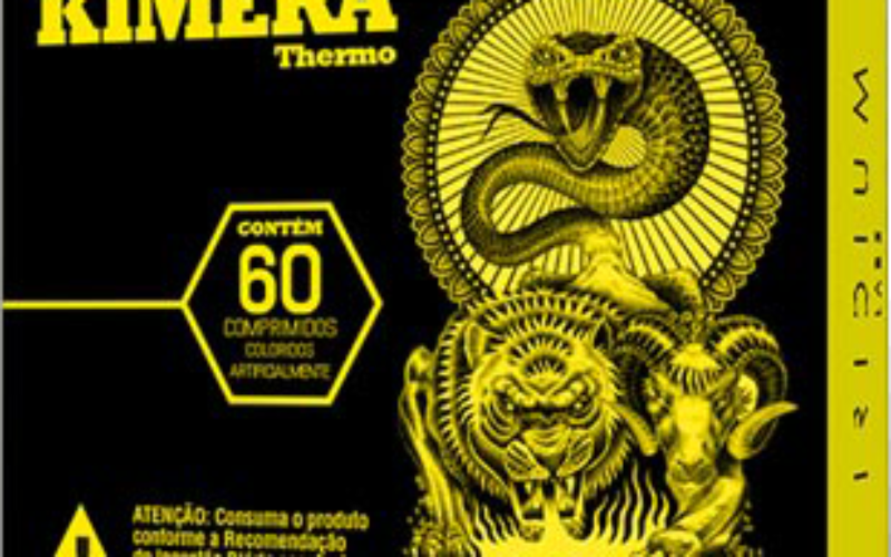 Kimera: o suplemento que vai fazer você alcançar o próximo nível