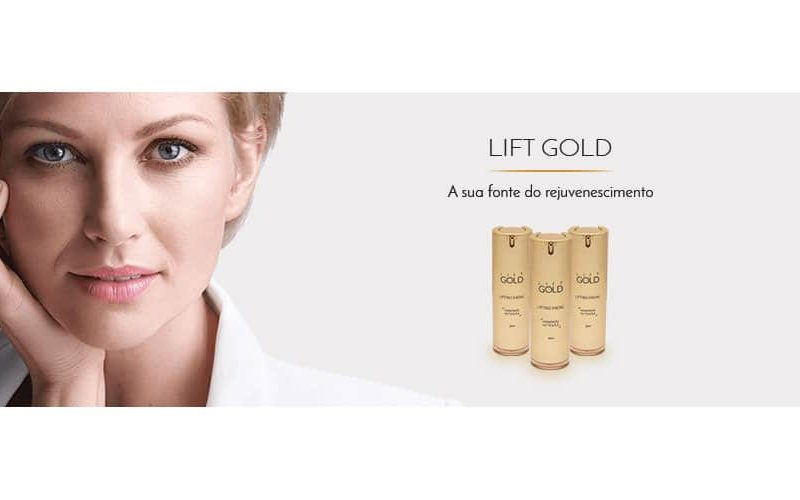 Lift Gold: o sérum facial multifuncional que vai rejuvenescer sua pele